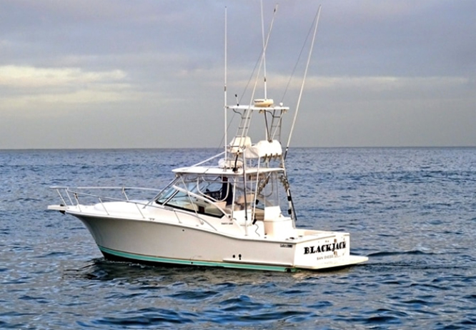 Blackjack Charters <span>Mission Bay, San Diego</span>