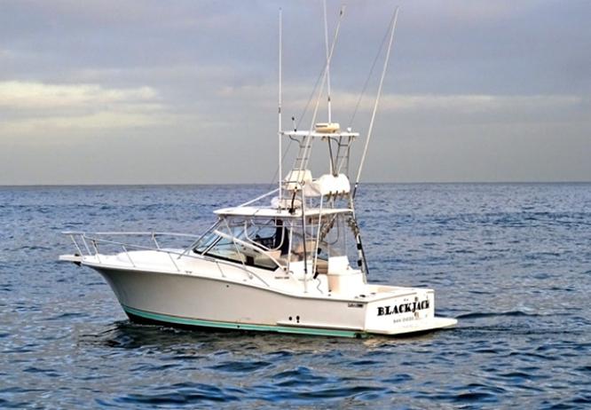 Blackjack Charters <span>Mission Bay, San Diego</span>