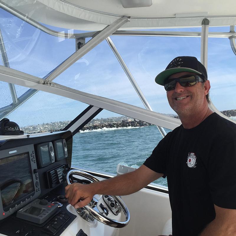 Meet Captain Steve Massey